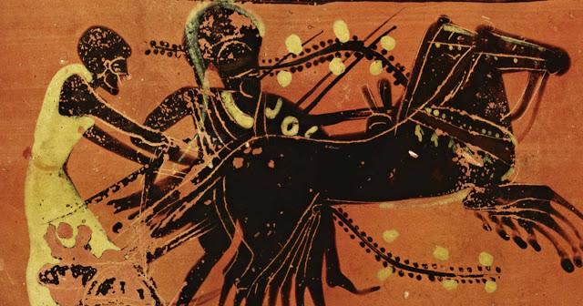 image-on-greek-vase