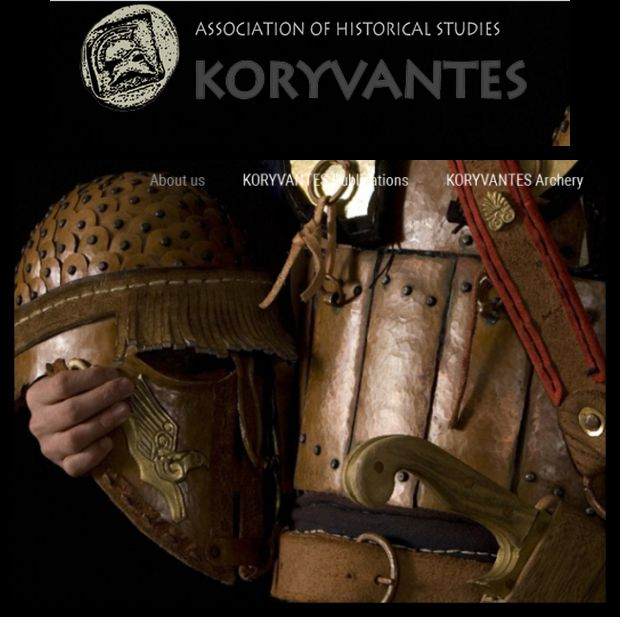 Koryvantes association of historical studies Athens 30042017