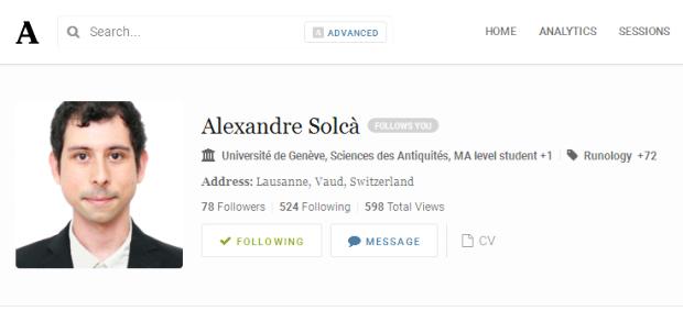 Alexandre Solca academia.edu
