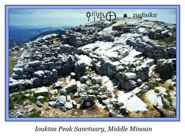Iouktas Peak Sanctuary, Crete