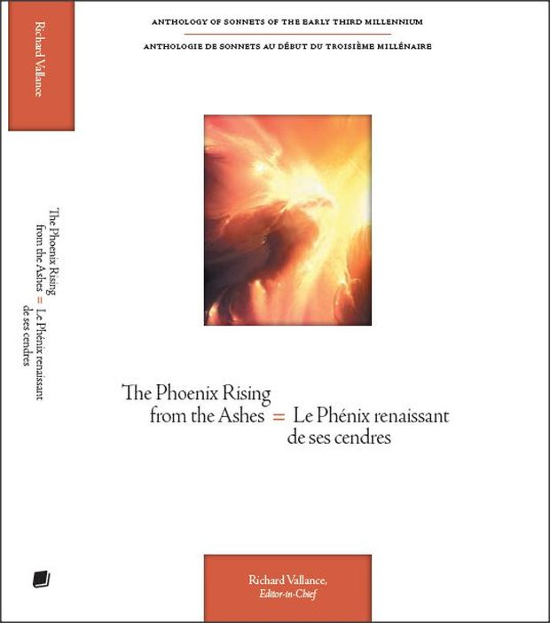 Phoenix Rising from the Ashes anthology cover