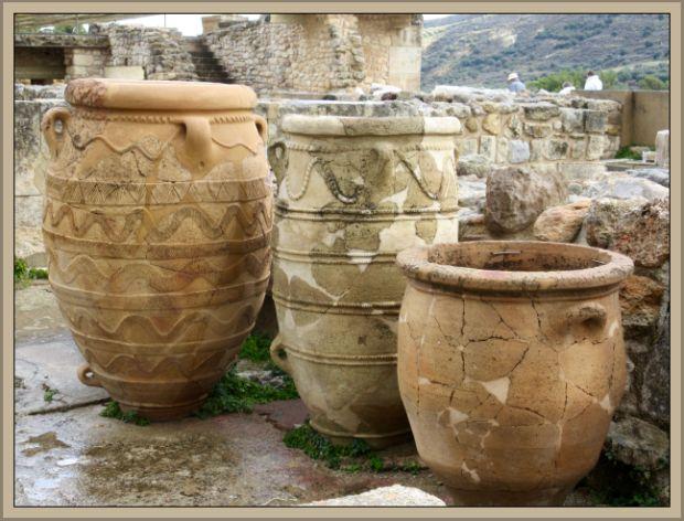 Knossos, Iraklion, Crete
