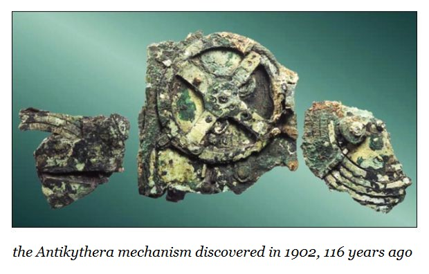 Antikythera mechanism original