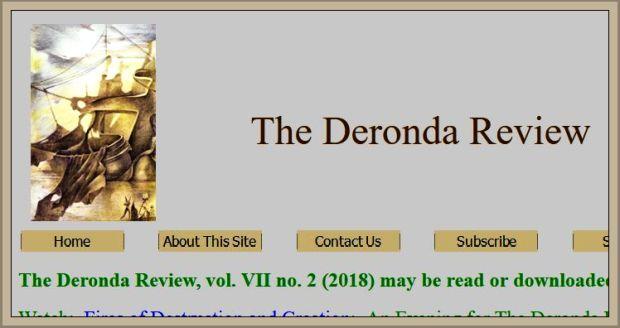 Deronda Review