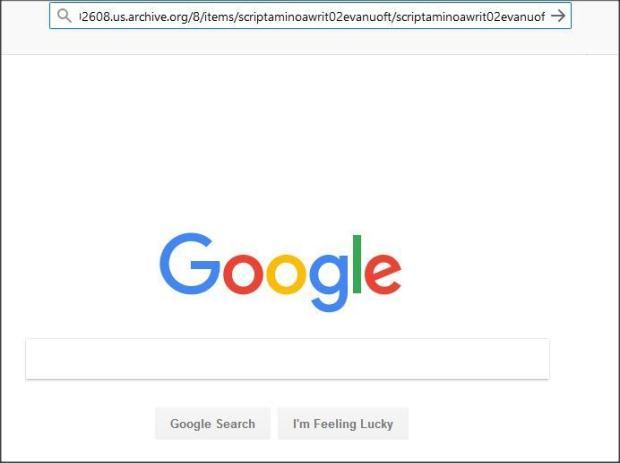 google search Script Minoa Vol 2620
