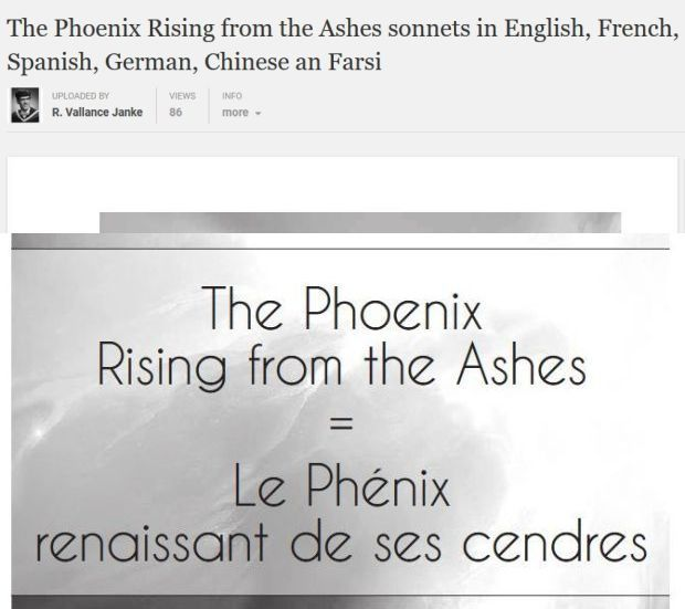 Phoenix Rising from the Ashes