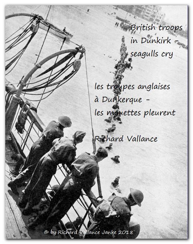 Dunkirk haiku