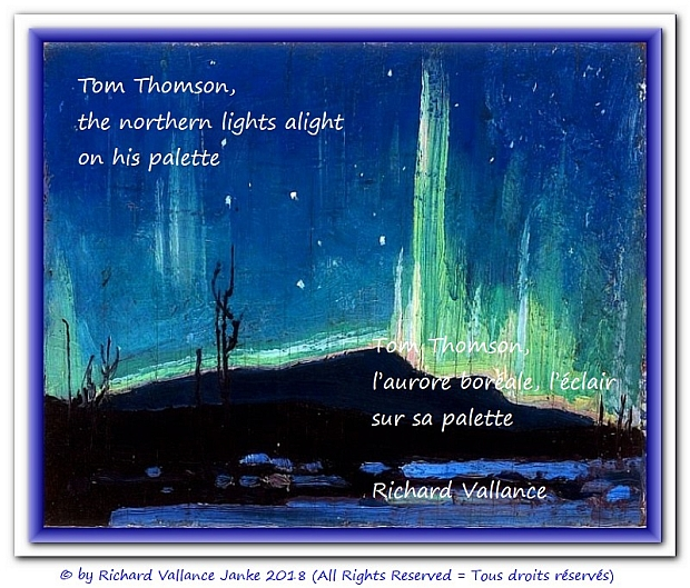 Northern Lights Tom Thomson 620