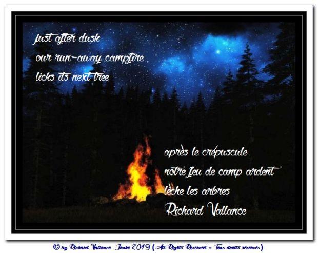 campfire haiku 620