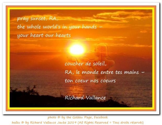 sunset RA haiku 620
