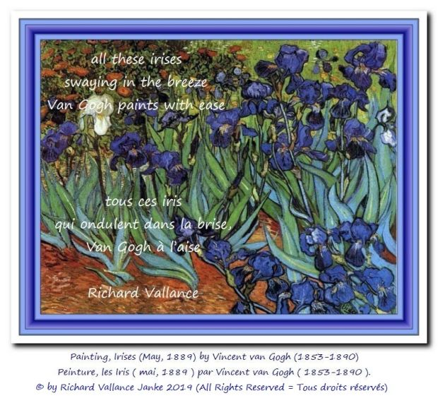Vincent van Gogh Irises 1889 620