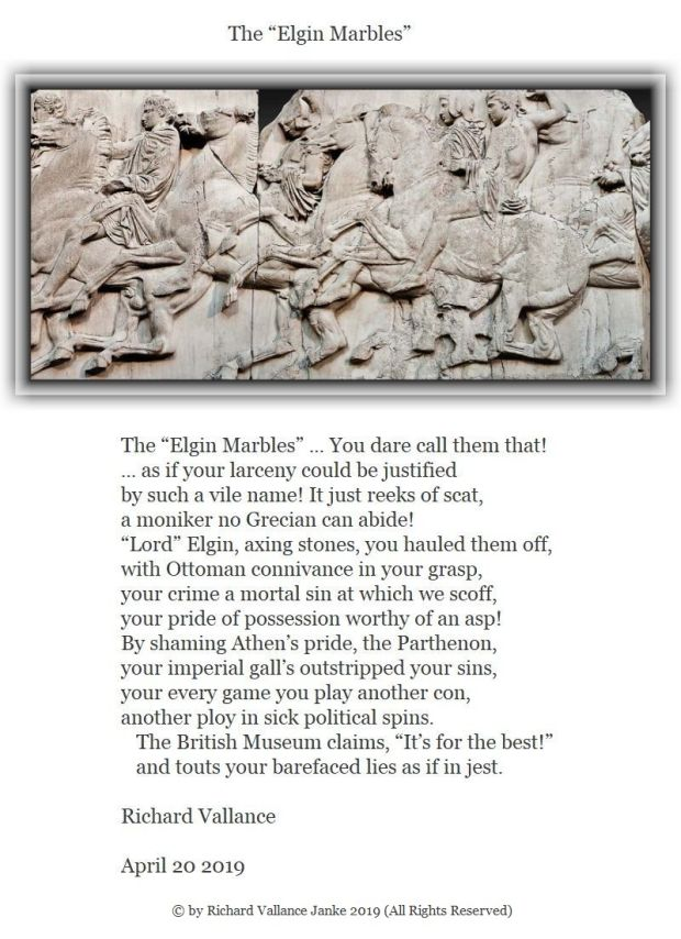 The Elgin Marbles 620