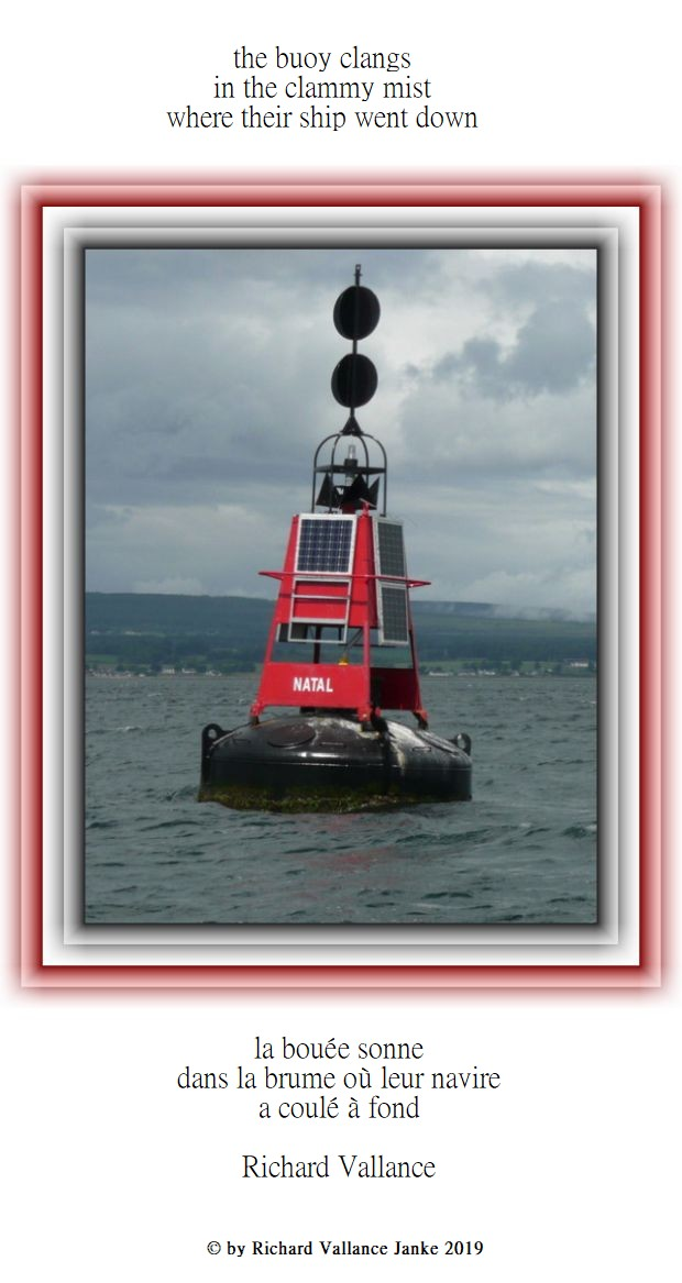 buoy Empress of Ireland