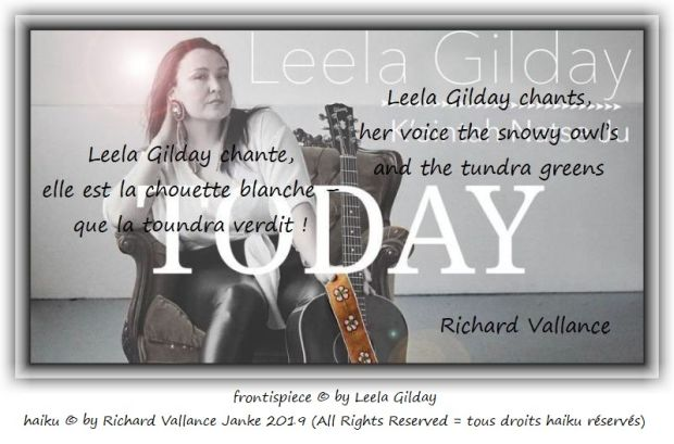 Leela Gilday chants 620