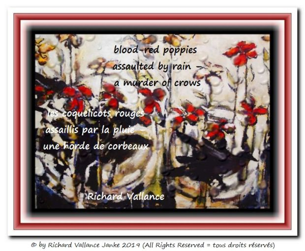 poppies murder of crows 620